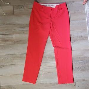 Coral Loft Dress Pants